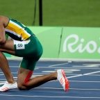43.03 – The Fastest 400m in History