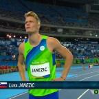 45.07 – 400m Analysis of Luka Janežič