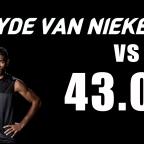 Wayde van Niekerk's 400m Races in Lausanne & Monaco: Splits & Strides