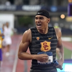 Thoughts on Michael Norman: The 400m Sensation
